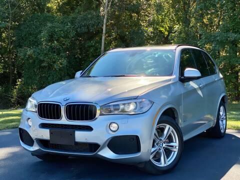 2015 BMW X5 for sale at Sebar Inc. in Greensboro NC
