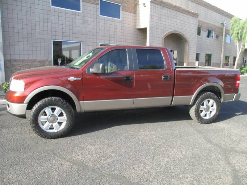 2006 Ford F-150 for sale at COPPER STATE MOTORSPORTS in Phoenix AZ