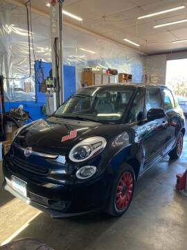 2014 FIAT 500L for sale at M AND S CAR SALES LLC in Independence OR