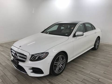 2018 Mercedes-Benz E-Class for sale at TRAVERS GMT AUTO SALES - Traver GMT Auto Sales West in O Fallon MO