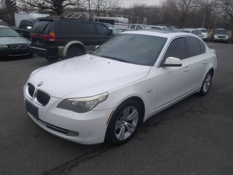 2010 BMW 5 Series for sale at Wilson Investments LLC in Ewing NJ