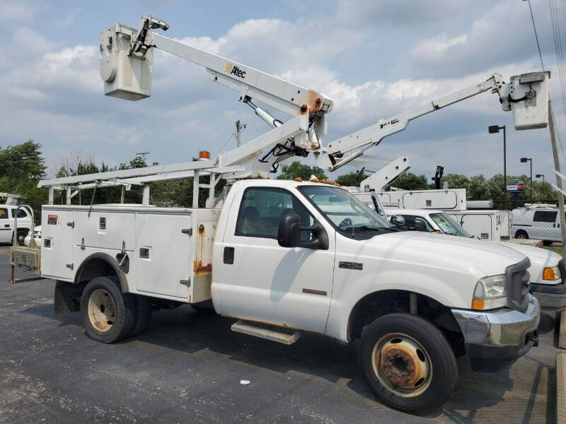2004 Ford F-450 Super Duty for sale at Ernie's Auto LLC in Columbus OH