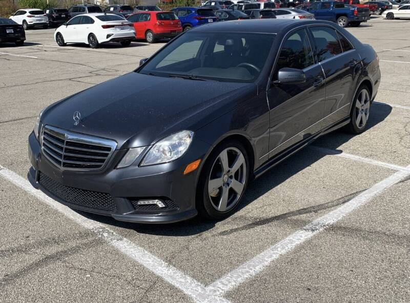 2011 Mercedes-Benz E-Class for sale at STARLITE AUTO SALES LLC in Amelia OH