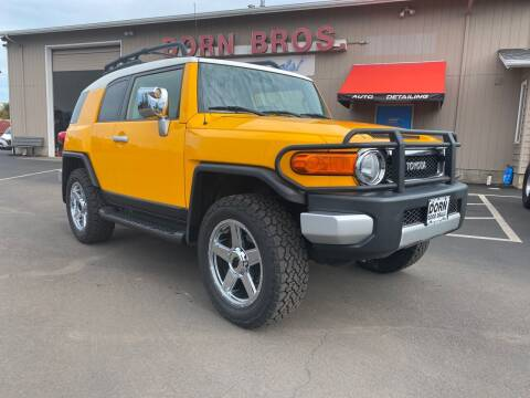 2007 Toyota FJ Cruiser for sale at Dorn Brothers Truck and Auto Sales in Salem OR