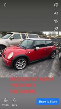 2006 MINI Cooper for sale at OVE Car Trader Corp in Tampa FL