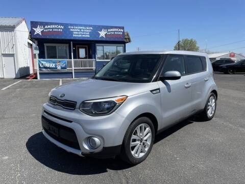 2018 Kia Soul for sale at All American Auto Sales LLC in Nampa ID