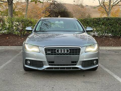 2011 Audi A4 for sale at CARFORNIA SOLUTIONS in Hayward CA