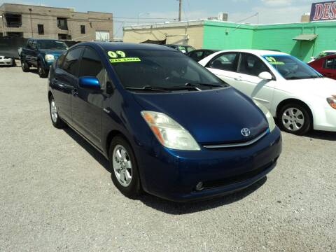 2009 Toyota Prius for sale at DESERT AUTO TRADER in Las Vegas NV