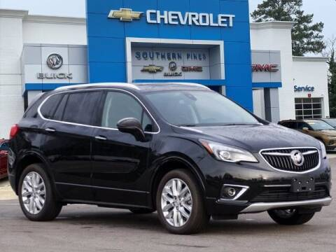2020 Buick Envision for sale at PHIL SMITH AUTOMOTIVE GROUP - SOUTHERN PINES GM in Southern Pines NC