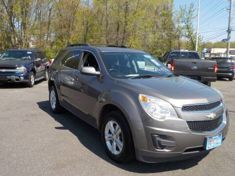 2011 Chevrolet Equinox for sale at United Auto Land in Woodbury NJ
