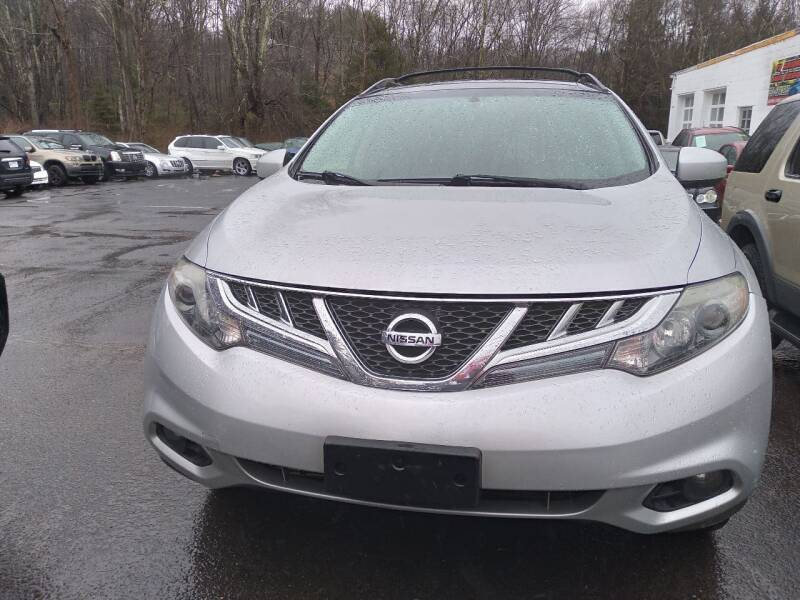 2012 Nissan Murano for sale at 390 Auto Group in Cresco PA