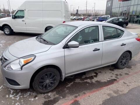 2019 Nissan Versa for sale at EMPIRE LAKEWOOD NISSAN in Lakewood CO