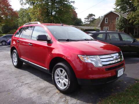 2010 Ford Edge for sale at Jay's Auto Sales Inc in Wadsworth OH