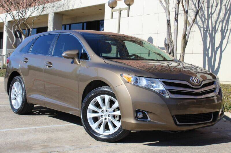 2013 Toyota Venza for sale at DFW Universal Auto in Dallas TX