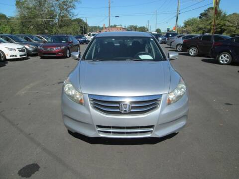 2011 Honda Accord for sale at Downtown Motors in Macon GA