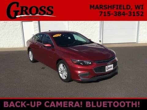 2018 Chevrolet Malibu for sale at Gross Motors of Marshfield in Marshfield WI