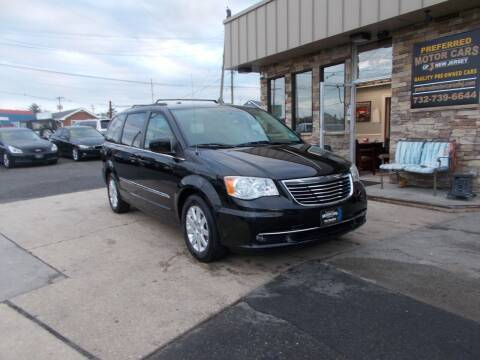 2014 Chrysler Town and Country for sale at Preferred Motor Cars of New Jersey in Keyport NJ