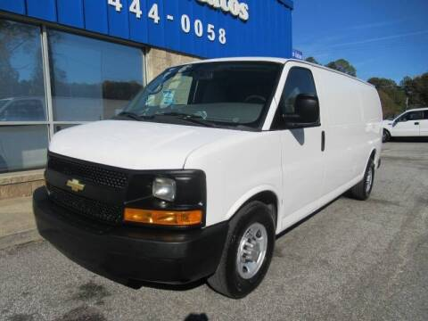 2014 Chevrolet Express Cargo for sale at Southern Auto Solutions - Georgia Car Finder - Southern Auto Solutions - 1st Choice Autos in Marietta GA