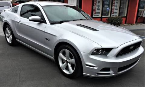 2013 Ford Mustang for sale at CARSTER in Huntington Beach CA