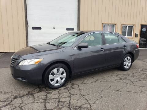 2009 Toyota Camry for sale at Massirio Enterprises in Middletown CT