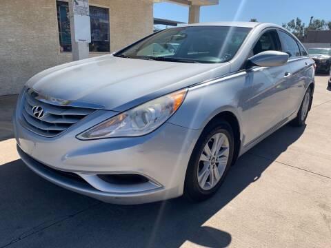 2013 Hyundai Sonata for sale at Town and Country Motors in Mesa AZ