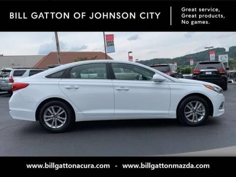 2015 Hyundai Sonata for sale at Bill Gatton Used Cars - BILL GATTON ACURA MAZDA in Johnson City TN