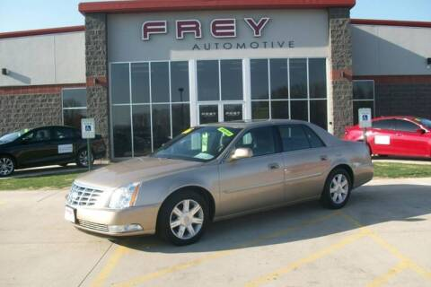 2006 Cadillac DTS for sale at Frey Automotive in Muskego WI
