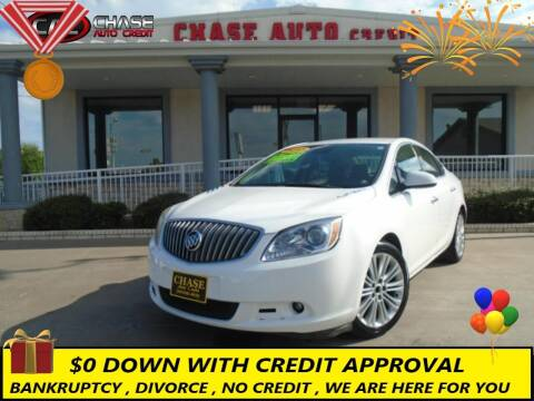 2013 Buick Verano for sale at Chase Auto Credit in Oklahoma City OK