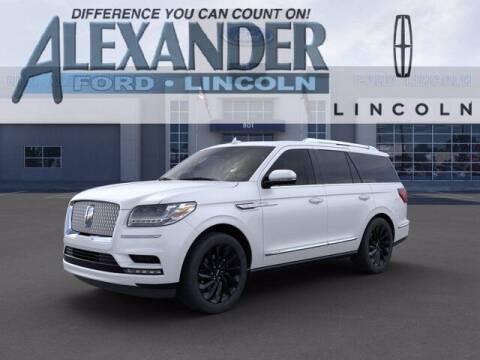 2021 Lincoln Navigator for sale at Bill Alexander Ford Lincoln in Yuma AZ