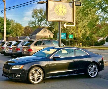 2011 Audi S5 for sale at Gaven Auto Group in Kenvil NJ