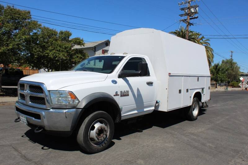 2013 RAM Ram Chassis 5500 for sale at CA Lease Returns in Livermore CA