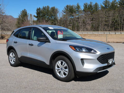 2020 Ford Escape for sale at Ken Wilson Ford in Canton NC