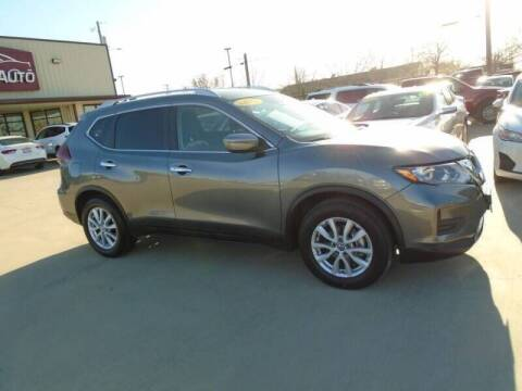 2019 Nissan Rogue for sale at Eastep Auto Sales in Bryan TX