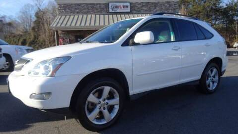 2007 Lexus RX 350 for sale at Driven Pre-Owned in Lenoir NC
