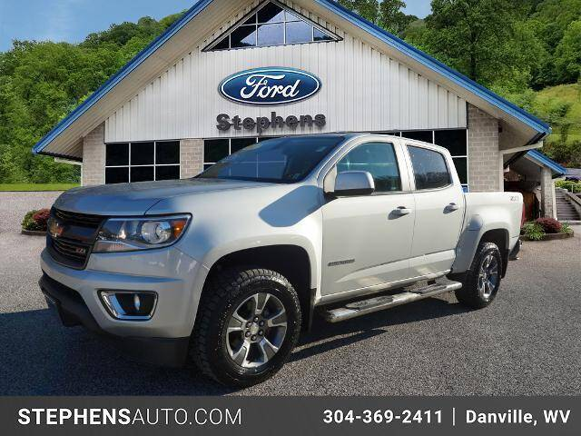 2017 Chevrolet Colorado for sale at Stephens Auto Center of Beckley in Beckley WV