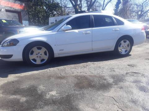 2008 Chevrolet Impala for sale at Empire Automotive of Atlanta in Atlanta GA