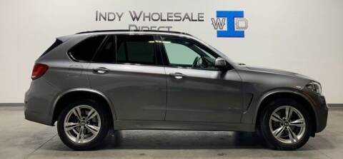 2015 BMW X5 for sale at Indy Wholesale Direct in Carmel IN