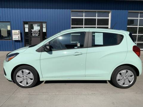 2017 Chevrolet Spark for sale at Twin City Motors in Grand Forks ND