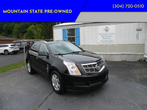 2011 Cadillac SRX for sale at Mountain State Pre-owned in Nitro WV
