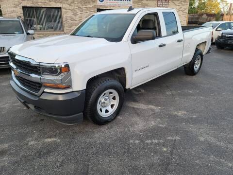 2016 Chevrolet Silverado 1500 for sale at Trade Automotive, Inc in New Windsor NY
