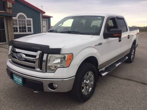 2009 Ford F-150 for sale at THEILEN AUTO SALES in Clear Lake IA