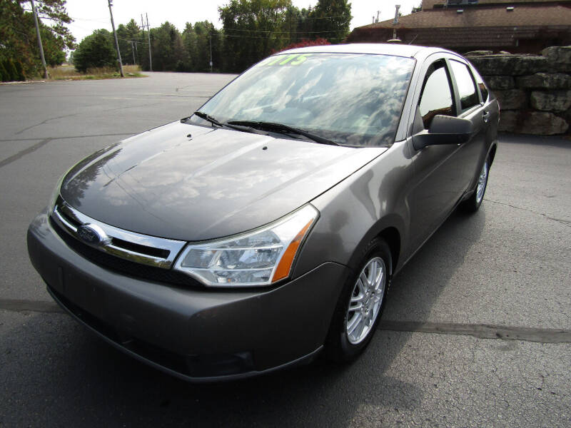 2010 Ford Focus for sale at Mike Federwitz Autosports, Inc. in Wisconsin Rapids WI