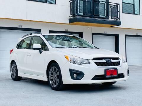 2013 Subaru Impreza for sale at Avanesyan Motors in Orem UT
