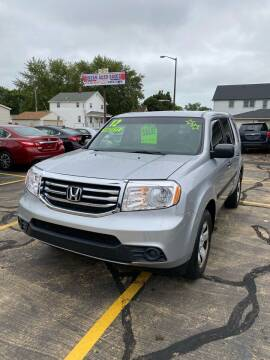 2012 Honda Pilot for sale at Dream Auto Sales in South Milwaukee WI