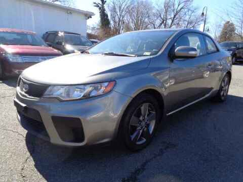2010 Kia Forte Koup for sale at Purcellville Motors in Purcellville VA