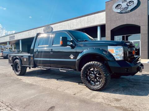 2014 Ford F-350 Super Duty for sale at The Truck Shop in Okemah OK