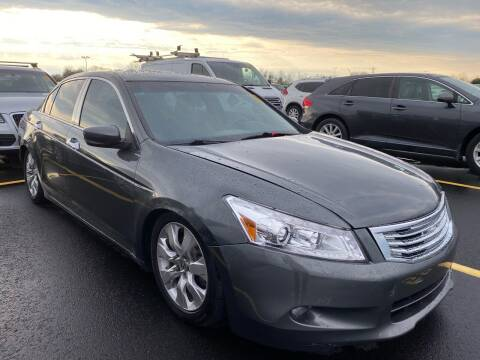 2009 Honda Accord for sale at Bluesky Auto in Bound Brook NJ