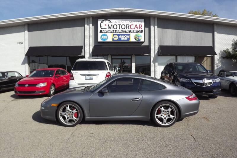 2005 Porsche 911 for sale at Grand Rapids Motorcar in Grand Rapids MI