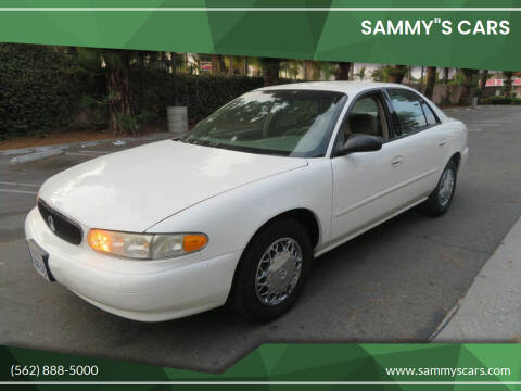 """2003 Buick Century for sale at SAMMY""""S CARS in Bellflower CA"""