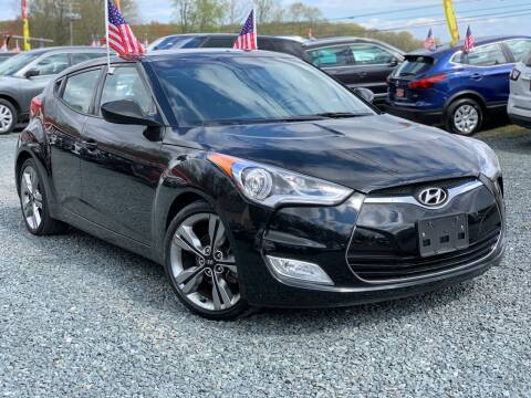 2017 Hyundai Veloster for sale at A&M Auto Sale in Edgewood MD